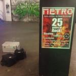 PEARLS BEFORE SWINE live beim Metro-Jubiläum